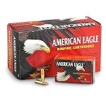 American Eagle Target Ammunition 22 Long Rifle High Velocity 38 Grain Copper Plated Lead Hollow Point 400 Round Brick (10 Boxes of 40)