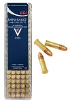 5 PACK - CCI Mini-Mag High Velocity Ammunition 22 Long Rifle 40 Grain Plated Lead Round Nose 100 Round Box (500 Rounds Total) - FREE SHIPPING