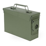 30 Caliber Steel Ammo Can