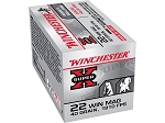Winchester Super-X Ammunition 22 Winchester Magnum Rimfire (WMR) 40 Grain Jacketed Hollow Point Box of 50