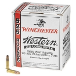 Winchester Western Ammunition 22 Long Rifle 36 Grain Plated Lead Hollow Point 525 Brick