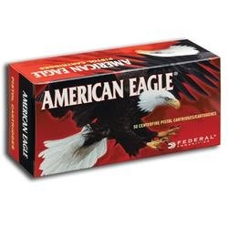 American Eagle Ammunition 22 Long Rifle High Velocity 38 Grain Copper-Plated HP 40 Rounds